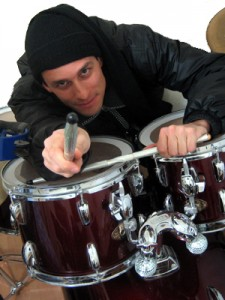 Claudio Reis Drums